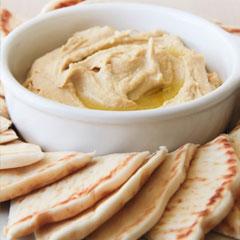 Garlic Hummus 갈릭 허머스 (고단백, 식이섬유 함유)