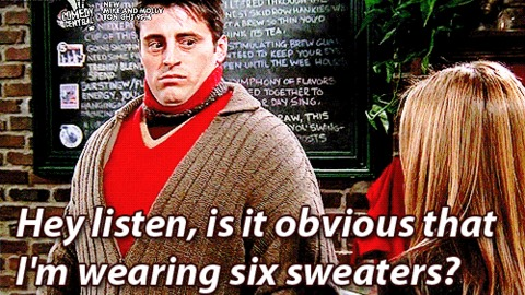joey sweaters